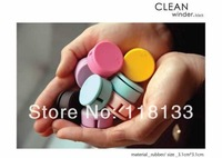 500pcs/lot wholesale CLEAN Cable Organizer Winder/ CLEAN Earphone Winder / Holder for Headphone