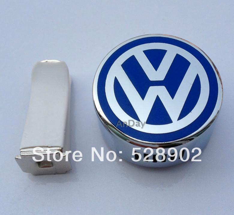 10x Car logotipo VW 100% perfumes originais carro perfume assento perfume saída para VW POLO Passat Bora Golf Tiguan touareg ambientador(China (Mainland))