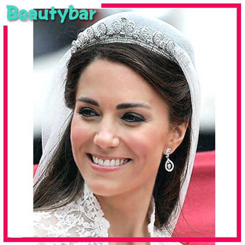 William Kate Princess Crystal Bride Hair Accessories Wedding Tiaras &Crowns Rhinestone Pageant Crowns Head Jewelry(China (Mainland))