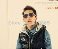 New in 2014 Pearl Classic unisex  Women Sunglasses Men sunglasses Top quality Fashion model Acrylic lens