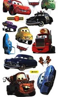 Cartoon car Handdrawing Decal Vinyl Wall Sticker PVC Decor Decoration DIY Home Living Room