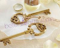 40pcs Key to My Heart Antique Bottle Opener Wedding Gift Wholesale WJ099