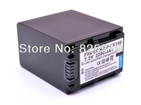 NP-FV100 rechargeable Battery NP FV100 Camera batteries for SONY FDR-AX100E AX100E HDR XR550E XR350E CX550E CX350E CX150E SR68E