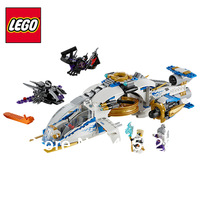 NEW Original Educational Brand Lego Blocks Toys 70724 Ninjago Series NinjaCopter 516PCS for Childern Gift ,Free Shipping