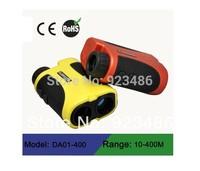 Free shipping Laser Rangefinder binocular 400m water resisitant