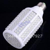 New arrival,E27 13W 200-230V 263 leds 1050LM Cold White Corn Light Bulb LED Bulb Lamp led lighting + free shipping