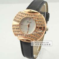 Diamond strap ladies fashion decoration Wristwatches casual vintage women's watch