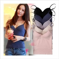 new arrival Women Ladies Solid Bra Type For Color With M/L Size