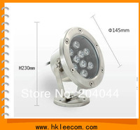 4pcs/lot led underwater lamp 12w rgb .white color,DC12V/24V led underwater light  IP68 CE ROHS and 3 years warranty time