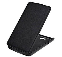 Slim Lychee Leather Flip Case for LG G Pro Lite Cover D686