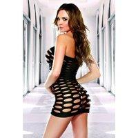 Black Cake Skirt Sexy Lingerie Lace Dress Babydoll Nightwear Underwear G-String