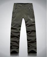 2014 famous brand men waterproof sport gore-tex pants outdoor hiking camping sportswear free shipping