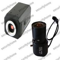 Super WDR Sony 960H 750TVL Vari-Focal 2.8-12mm Auto IRIS Video Color OSD CCTV Bullet Camera