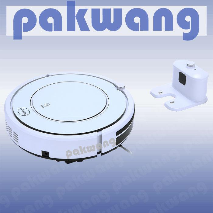 Mini auto cyclone vacuum cleaner good robot home appliance SQ-KK8(China (Mainland))
