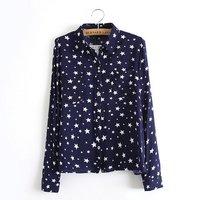 New  Fashion 2014 Elegant Korea style Women Slim Hollow Out Cotton Blouse Turn-Down Collar Sleeveless Shirt Free Shipping T0093