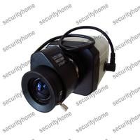 Sony Effio-V HD 750TVL 3.5-8mm Auto IRIS 960H CCTV OSD Video Box Camera WDR
