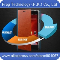 Original MOFI New Core Series Embedded manganese Flip leather case+Screen protector for BBK vivo Xplay 3S + free shipping