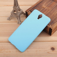 9 Colors Hard Rubber Case for TCL idol X + S960 S960T Ultra-Slim Back Matte Skin Cover Case Free Shipping (AL049)