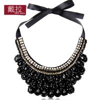 False collar decoration Big Crystal Fashion Collar Necklace Bib Statement Brand Jewelry For Women Wholesale TN245