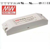 Mean Well 45W 1.25A 36V Single Output Switching Power Supply LED Driver PLC-45-36 CE UL wholesale