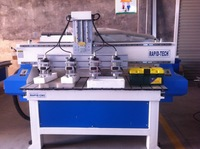 sell synchronous 1325 4 spindle cnc router machine