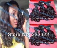 "6a quality 3pcs/lot #1b virgin malaysian hair bouncy curl funmi hair for black women free shipping 8""-28"" mix length"