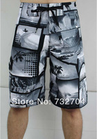 Мужские шорты Brand Fashion Classic stripes beach shorts Bermuda surf men board shorts Quick dry swimwear Summer sports boardshorts