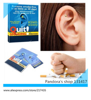 On tv Quit smoking , high quality ZERO SMOKE,Auricular Therapy Magnets,No Chemicals No PillsTransdermal Patch ,2014 Herbal