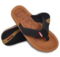 Free Shipping 2014 Male Brand Flip Flops Summer Slip-resistant Vintage Men Sandals Slipper Leisure soft beach sandals