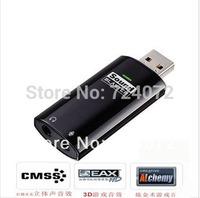 (2pcs/lot) creative sound blaster play SB1140 usb sound card external sound card creative play