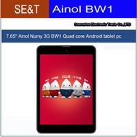 """7.85"""" Phablet Ainol BW1 II MTK8382 1.2GHz Quad Core 1GB RAM 16GB ROM 3G GPS Dual Sim Bluetooth Android4.2.2 Phone call tablet"""