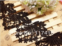 new style  chemical lace water soluble lace high quality for evening dress