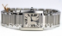 Fashion brand watches for women, hot sell ladies quartz , stainless steel , wristwatches C025