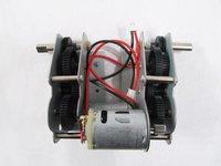 HENGLONG Steel metal gearbox, engine box for Henglong 1/16 1:16 russian 3909-1 rc tank