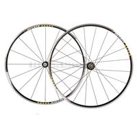 2014 New STARS Original Road Bike 700C Wheels Wheelsets Presta Valve ZJS160 & Novatec Sealed Hub For Shimano 8S/9S/10S