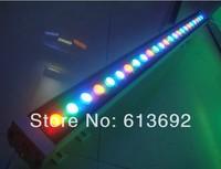 DHL Free shipping 1000*71*71mm Epistar waterproof IP65 36W waterproof led outdoor wall light led wall wash light led wall light