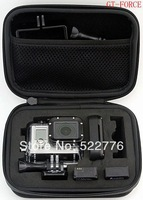 Shockproof portable case bag & Accessorie Travel Storage case(Small Size) for GoPro Accessories or Camera hero4, 3+, 3 And 2