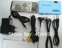 USB2.0 LCD DVB-T Digital  Set-top Box TV Receiver, VGA+USB output