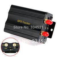 GPS Tracker TK103B Remote Conctrol+Shake Sensor Real-time Quad band For Car Kids Pets GPS Tracker
