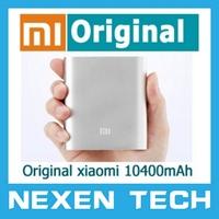 Hot Sale Original Portable Xiaomi Power Bank 10400mAh For Xiaomi M2 M2A M2S M3 Redmi Smart Phone