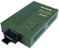 D-link dge-870 photoconverter kilomega fiber optic transceiver 2km sc interface
