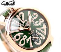 Gaga needle watch the trend of fashion manual chain mechanical watch