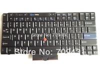 Original  Brand New  laptop keyboard  For IBM T410 T410I T420 T510 X220i W520 US layout  45N2141  45N2106  Freeshipping