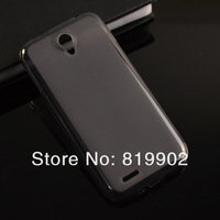 1pcs High Quality Soft TPU Back Case Protective Skin Cover  for Lenovo A830 mobile phone