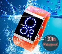 New Design Led  fashion electronic watch , hot sale waterproof  watch