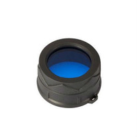 1pc Nitecore Filter (RGB, Diffused. 34mm) NFR34/NFG34/NFB34/NFD34 suitable for the flashlight with head of 34mm + Free Shipping
