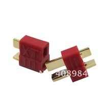 hot NEW DEANS STYLE XT PLUG NYLON T-CONNECTOR Golden grip slip T plug Anti-skid For RC ESC Battery
