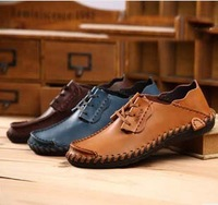 2014 new fashion mens shoe fish mouth loafer sneaker shoes for men