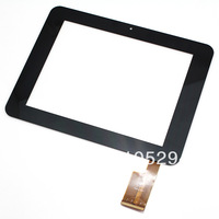 Black Touch Screen with digitizer for AMPE a85 8.0inch TPC0156 Tablet with free shipping