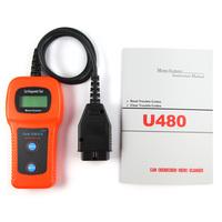 U480 Auto Can Code Reader/Scanner ,Motor Diagnostic Tool ,Car Repairing Instrument